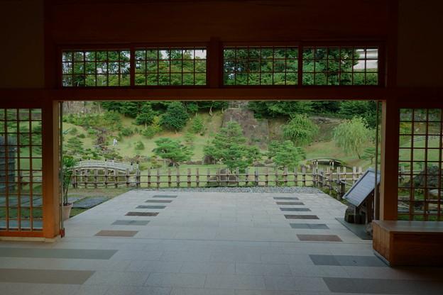 玉泉院丸庭園(1)