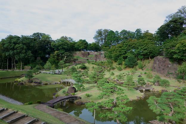 玉泉院丸庭園(2)
