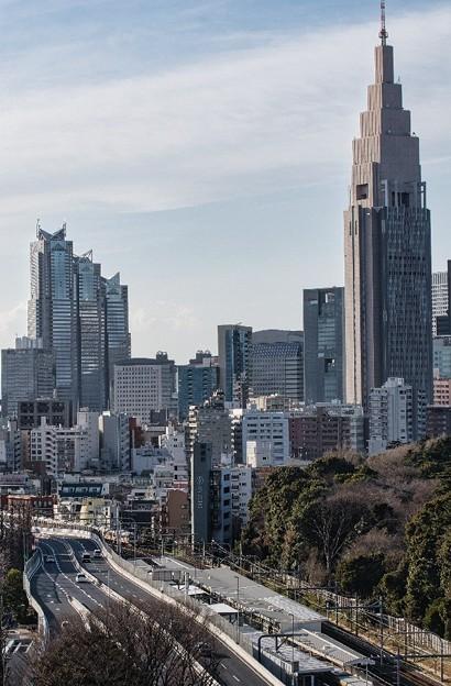 Photos: 2021.2.23 東京・明治神宮外苑