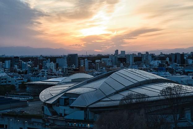 2021.2.23 東京・明治神宮外苑