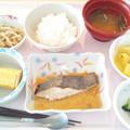 6月14日昼食(めだいの中華風葱ソース) #病院食