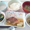 Photos: 9月24日昼食(めばるの生姜煮) #病院食