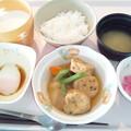 9月28日朝食(がんもの煮物) #病院食