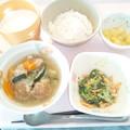 Photos: 9月29日朝食(肉団子のポトフ) #病院食