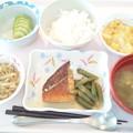 Photos: 9月29日昼食(めばるの煮付け) #病院食