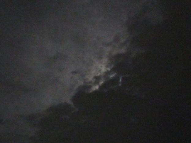 Photos: ピーチ(ピンク)ムーン 22:07