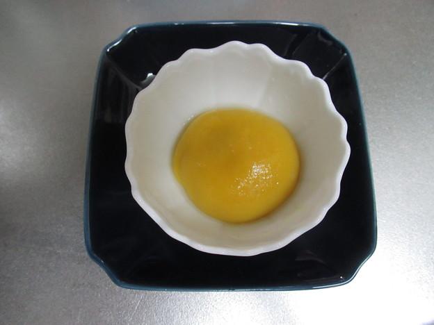 小鉢の中の満月