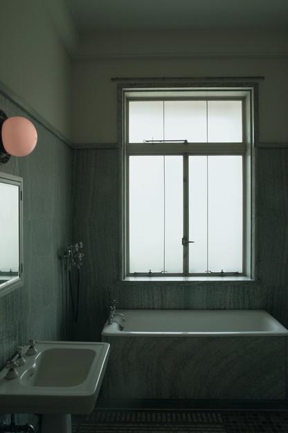 東京都庭園美術館 『浴室』