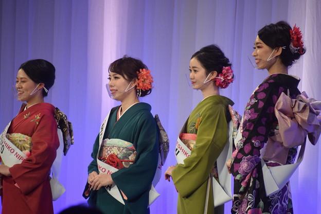 ミスなでしこ日本2020着物審査0086