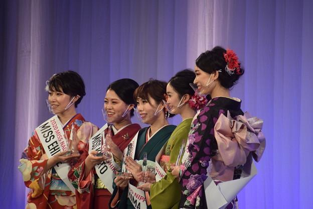 ミスなでしこ日本2020着物審査0088
