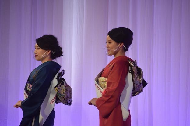 Photos: ミスなでしこ日本2020着物審査0096