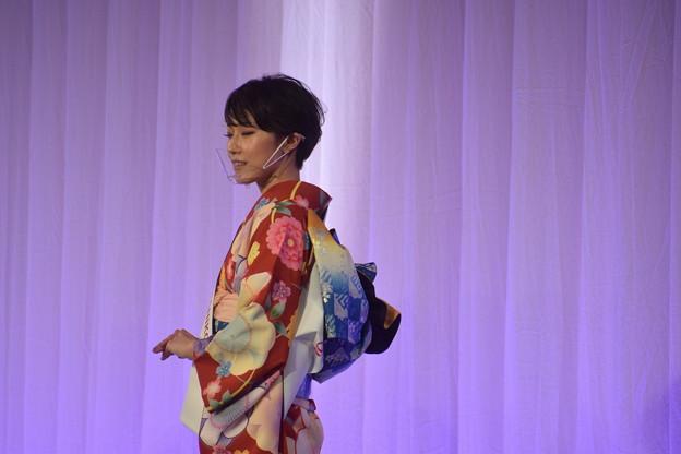 Photos: ミスなでしこ日本2020着物審査0097