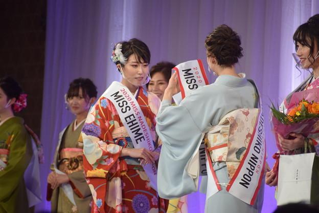 Photos: ミスなでしこ日本2020着物審査0099