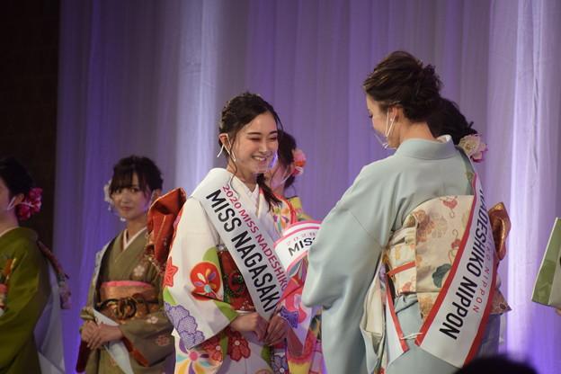 Photos: ミスなでしこ日本2020着物審査0091