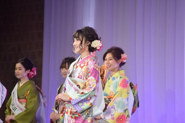 ミスなでしこ日本2020着物審査0093