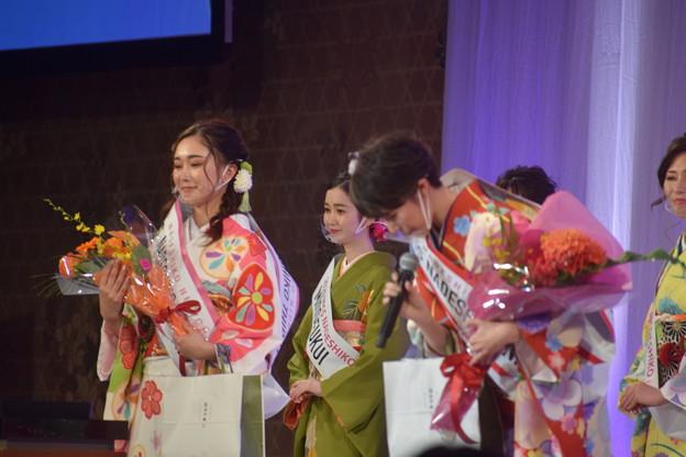 Photos: ミスなでしこ日本2020着物審査0100