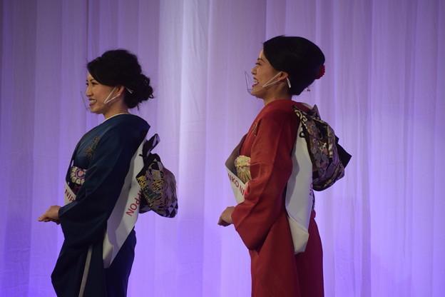 ミスなでしこ日本2020着物審査0102