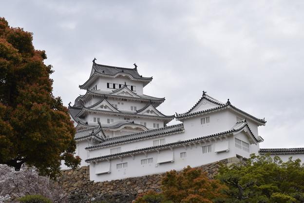 姫路城の写真0401