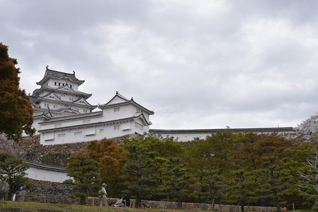 姫路城の写真0402