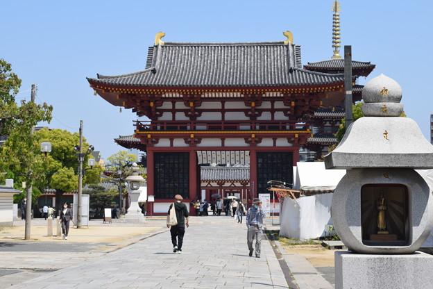 四天王寺の写真0006