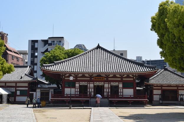 四天王寺の写真0014