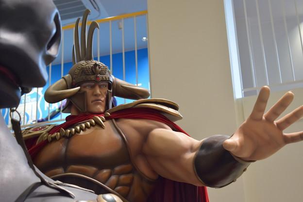 Photos: 海洋堂フィギュアミュージアム黒壁の写真0882