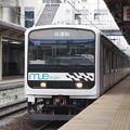 Photos: 209系 mue train