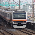 Photos: 209系M73編成