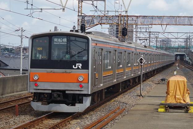 205系M20編成 (1)