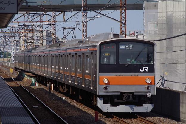 205系M21編成 (2)