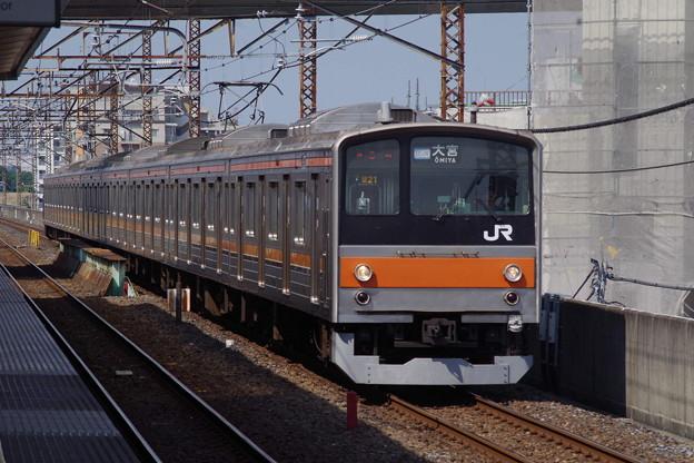 205系M21編成 (1)