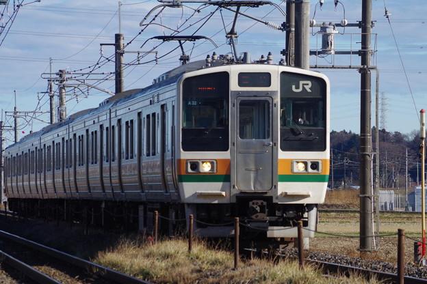 211系A32編成