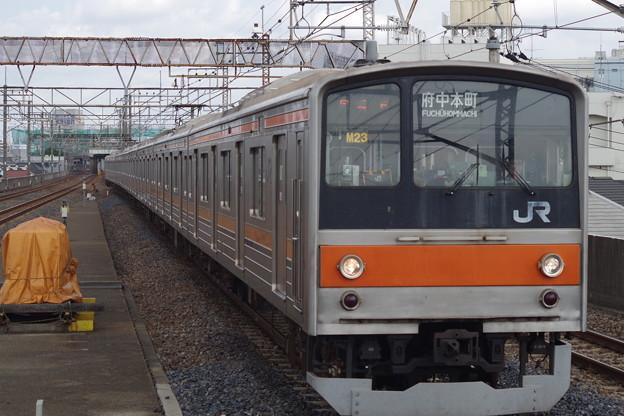 205系M23編成