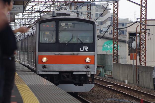 205系M3編成