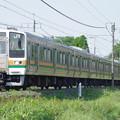 Photos: 211系A37編成