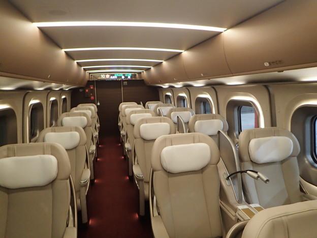東北新幹線 グランクラス