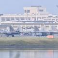 Photos: 三月にハワイのヒッカム空軍基地からF-22ラプター 飛来