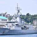 Photos: 珍しい豪海軍のフリゲート艦バララット寄港(1)