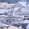 Photos: 珍しい豪海軍のフリゲート艦バララット寄港(3)