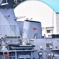 Photos: 珍しい豪海軍のフリゲート艦バララット寄港(4)