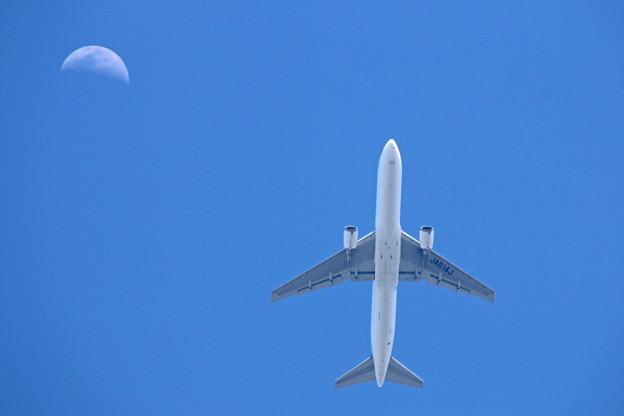 JA614J 日本航空  Boeing 767-346ER