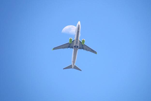 JA813X ソラシド エア Boeing 737-86N