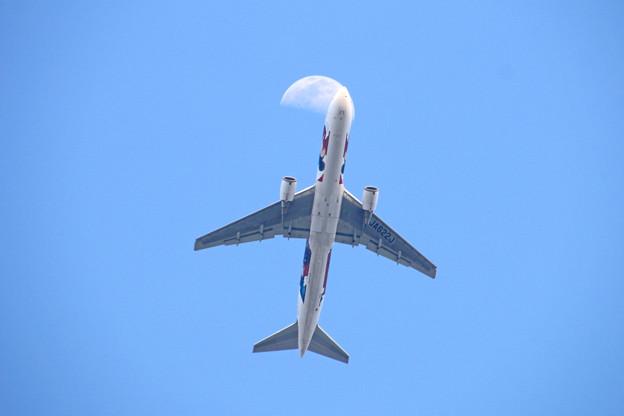 JA622J 日本航空 Boeing 767-346/ER ドリームエクスプレス ファンタジア80