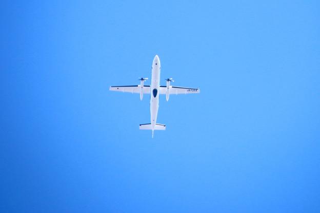 JA725A  海上保安庁 Bombardier DHC-8-315Q MPA