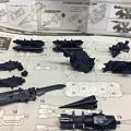 ゾイドワイルドZW49 MISSILE+LASER COMBAT UNIT05