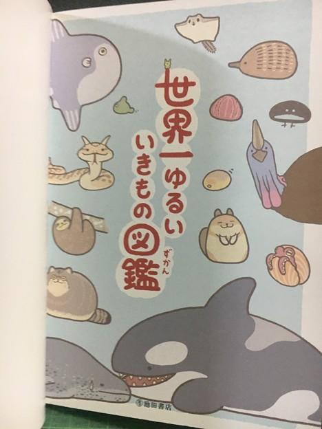 世界一ゆるいいきもの図鑑13