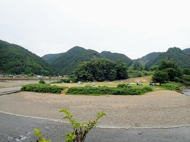 宇津峡公園キャンプ場