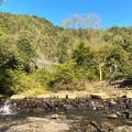 小川と小滝