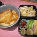 Photos: 天丼弁当 26Feb.Fri.2021