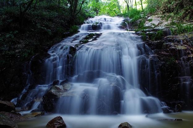 「塩掛の滝」